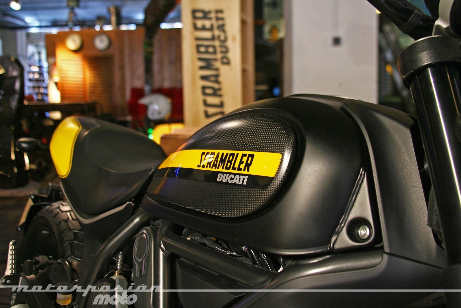Foto de Ducati Scrambler, presentación 1 (17/67)