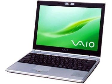 VAIO VGN-SZ72B/B, nuevo portátil de Sony