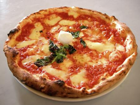 Pizza Napolitana Margarita