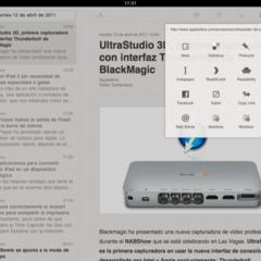 Foto 18 de 20 de la galería lectores-rss-para-el-ipad en Applesfera