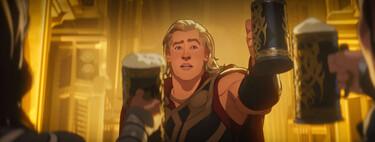 '¿Qué pasaría si...?' (1x07): el episodio más divertido de la serie es un estupendo desmadre a la asgardiana