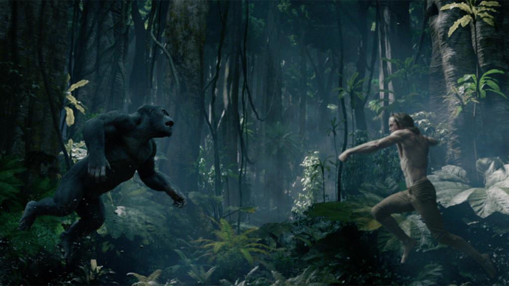 Punetazo Volador La Leyenda De Tarzan