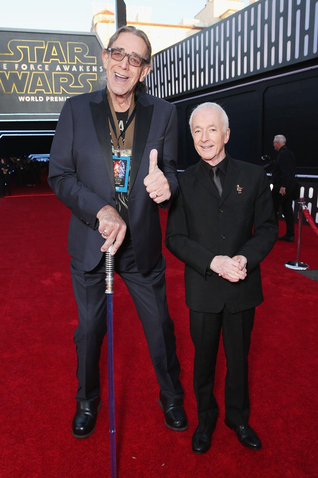 Foto de 'Star Wars: El despertar de la fuerza', fotos de la premiere mundial (20/28)
