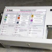 Habrá urnas electrónicas en elecciones de 2020 en México: primeras pruebas serán en Hidalgo y Coahuila
