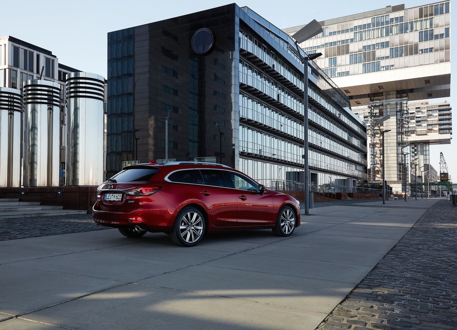 Foto de Mazda6 Wagon (13/19)