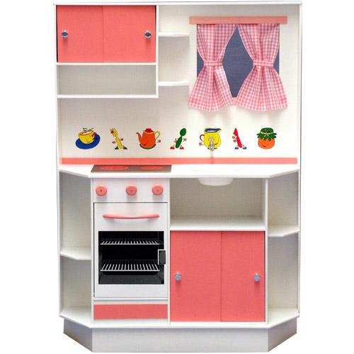 Juguetes para decorar una habitaci n infantil for Cocina imaginarium