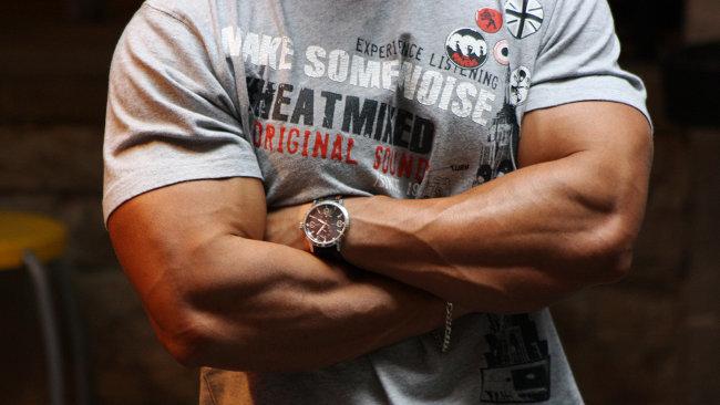 ¿Que musculos son mas atractivos para la mujer?, pasa maquin