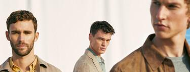 Vístete con la elegancia de Massimo Dutti sin sudar ni una sola gota gracias a su nueva (y muy fresca) colección en lino