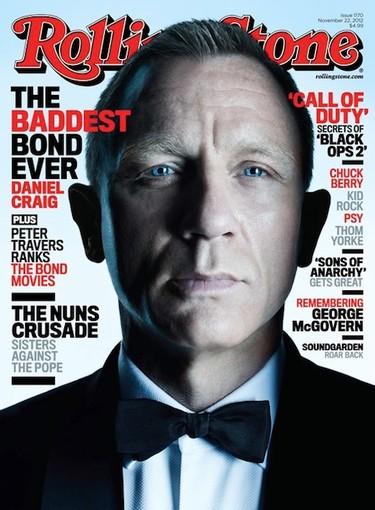 Para miedos absurdos (aunque respetables), los de Daniel Craig... ¡Y eso que él es James Bond!
