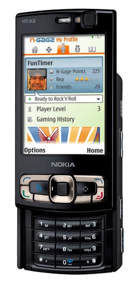 Foto de Nokia N95 de 8 GB (6/8)