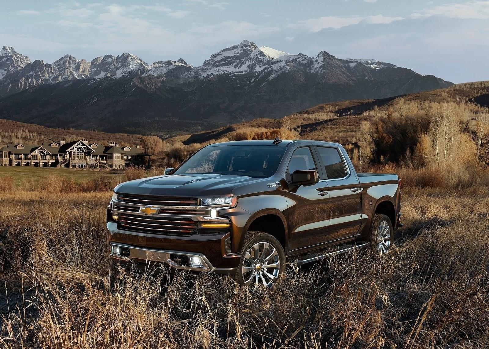 Foto de Chevrolet Cheyenne 2019 (7/14)