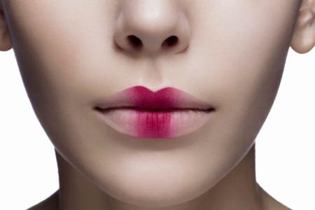 Labios estilo ombré, el degradado de moda que llega arrasando desde Corea