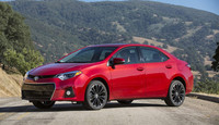 El nuevo Toyota Corolla es finalmente presentado