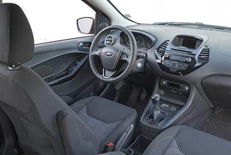 Ford Ka+, toma de contacto