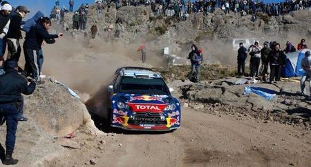 El shakedown será la sesión de clasificación del WRC