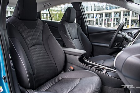 Toyota Prius Plug In 2021 Prueba 033