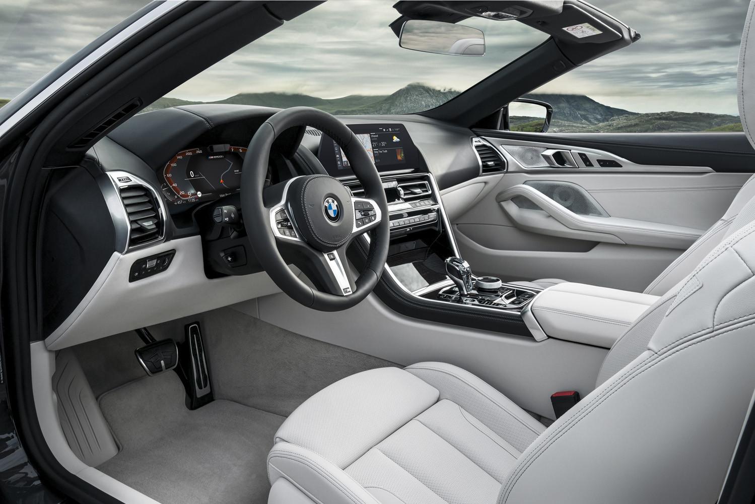 Foto de BMW Serie 8 Cabrio (16/75)