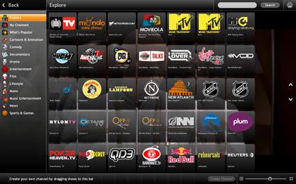 Ya está disponible la beta 1 de Joost, cliente de TV por Internet: Applesfera reparte invitaciones