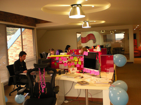 ¿Es la oficina abierta un riesgo para la productividad en la empresa?