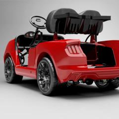 Foto 3 de 5 de la galería ford-mustang-carrito-de-golf en Motorpasión