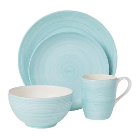 Vajilla Por Piezas Sueltas Spinwash Azul 2 95oe 1 4