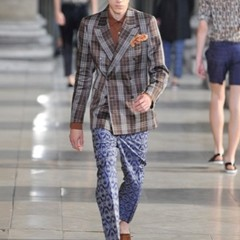 Foto 1 de 12 de la galería dries-van-noten-primavera-verano-2010-en-la-semana-de-la-moda-de-paris en Trendencias Hombre
