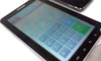 Samsung Galaxy Tab pillada en vídeo, nuevas informaciones
