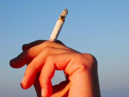 Cigarro en el deporte