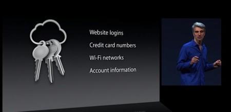 iCloud Keychain, Apple también quiere su gestor de contraseñas entre dispositivos