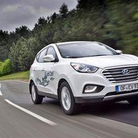 580 kilómetros de autonomía emitiendo sólo vapor para el próximo Hyundai Tucson Fuel Cell