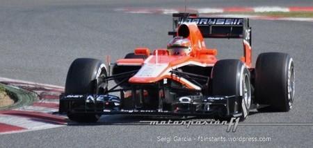 Test de pretemporada en el Circuit de Catalunya. Galería de imágenes del día 7