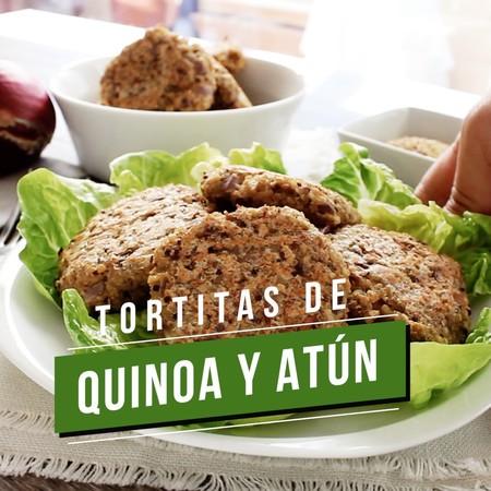 Tortitas De Atun