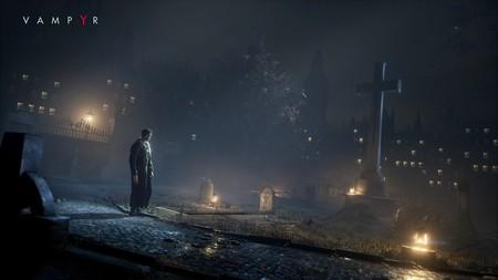 Vampyr nos cuenta cómo jugar en 10 minutos de gameplay [E3 2017]
