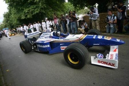 John Surtees, Kimi Räikkönen y Damon Hill confirmaron su participación en Goodwood