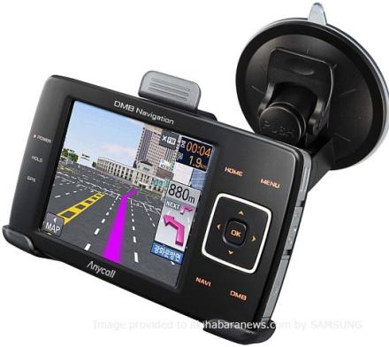 GPS Samsung STT-D370