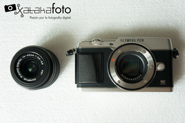 Foto de Olympus PEN E-P5 (1/13)