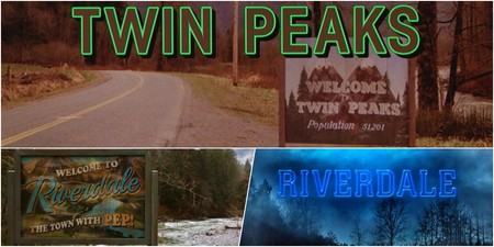 Twin Peaks y Riverdale