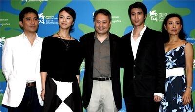 Palmarés de la Mostra de Venecia 2007: Ang Lee vuelve a llevarse el León de Oro