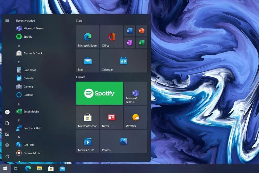 Los bordes redondeados regresarán a Windows 10, pero las últimas filtraciones muestran inconsistencias de diseño por todos lados
