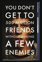 'The Social Network', primer cartel de la película de David Fincher sobre Facebook