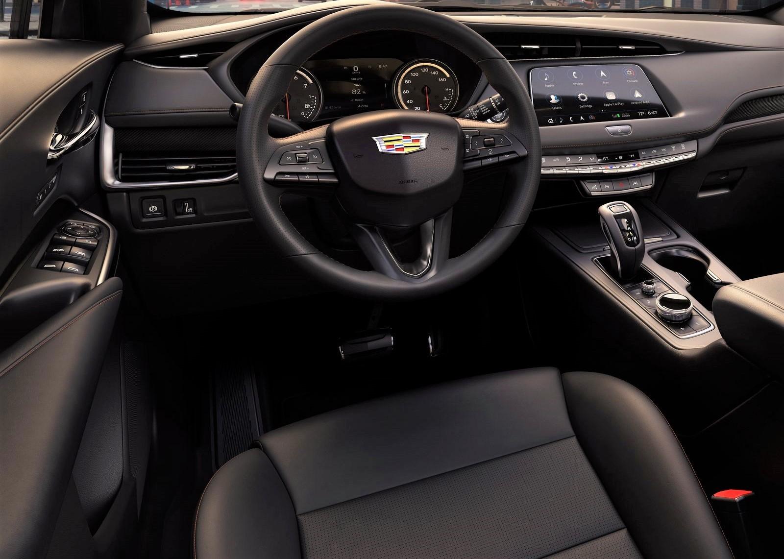 Foto de Cadillac XT4 previo (1/8)