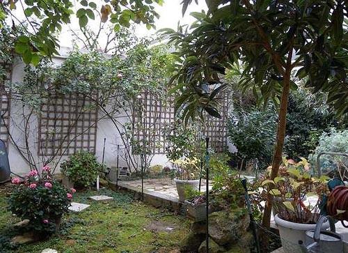 Foto de Loft con jardín en París (1/13)