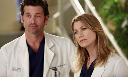Meredith Y Derek Anatomia De Grey