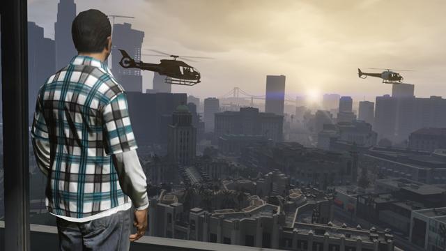 Foto de The High Life Update GTA Online (1/3)