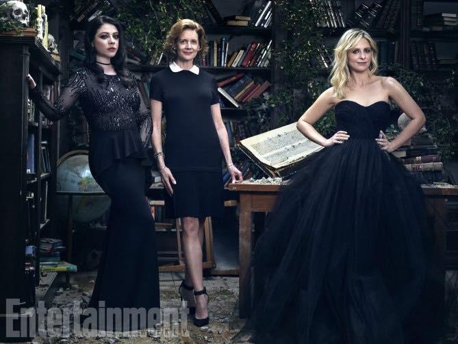 Foto de Buffy Reunion 20 años (8/18)