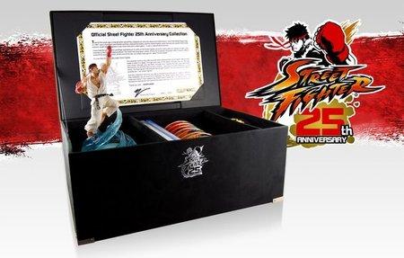 Capcom anuncia 'Street Fighter: 25th Anniversary', el homenaje definitivo a la saga de lucha más famosa de la historia