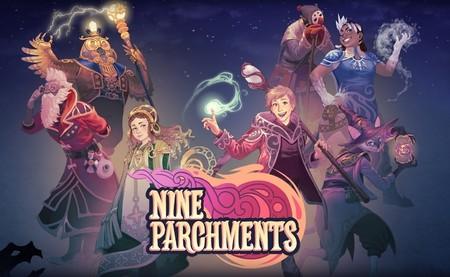 Nine Parchments, el juego de magia y acción para cuatro jugadores de Frozenbyte, confirma su llegada a Nintendo Switch