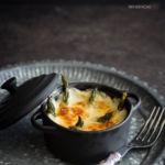 Cazuelita de espárragos, queso Emmental y jamón, la última locura foodie y más en la Semana Gourmet de Trendencias