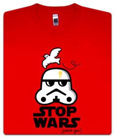 Stop Wars de LolaCamisetas