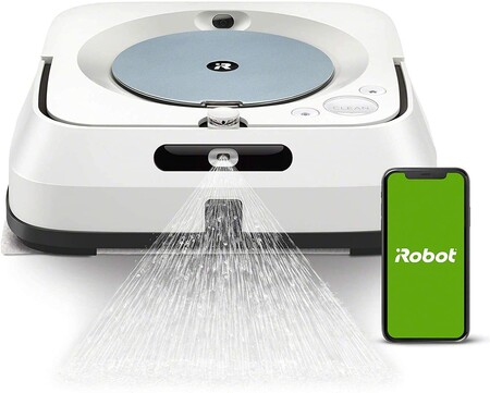robot friegasuelos